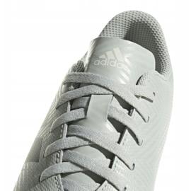 Adidas Nemeziz Tango indoor shoes 18.4 In Jr DB2383 white multicolored 3