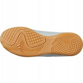 Adidas Nemeziz Tango indoor shoes 18.4 In Jr DB2383 white multicolored 6