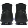 Football shoes Nike Phantom Vsn Club Df FG / MG M AJ6959-004 black black, blue 4