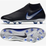 Football shoes Nike Phantom Vsn Academy Df M FG / MG AO3258-004 black, blue black 7