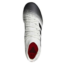 Football boots adidas Nemeziz 18.3 Tf M D97986 white white 2