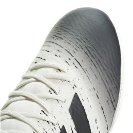 Football boots adidas Nemeziz 18.3 Tf M D97986 white white 3