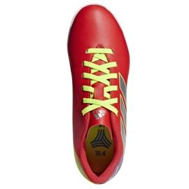 Indoor shoes adidas Nemeziz Messi 18.4 In Jr CM8639 multicolored multicolored 1