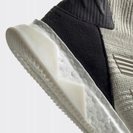 Indoor shoes adidas Predator 19.1 Tr M D98056 white multicolored 3