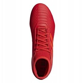 Football boots adidas Predator 19.3 Fg M BB9334 multicolored 2