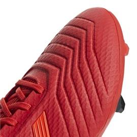 Football boots adidas Predator 19.3 Fg M BB9334 multicolored 4