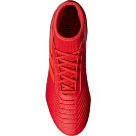 Football boots adidas Predator 19.3 Fg M BB9334 multicolored 5