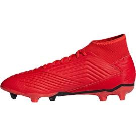 Football boots adidas Predator 19.3 Fg M BB9334 multicolored 6