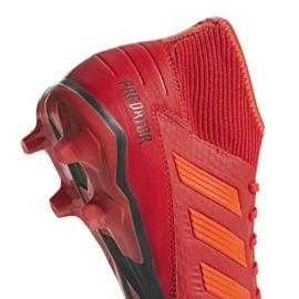 Football boots adidas Predator 19.3 Fg M BB9334 multicolored 8