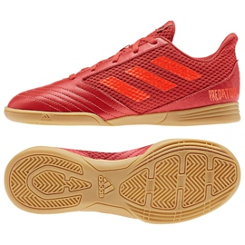 Indoor shoes adidas Predator 19.4 In Sala Jr CM8552 multicolored 3