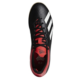 Indoor shoes adidas X 18.4 In M BB9405 black black 2
