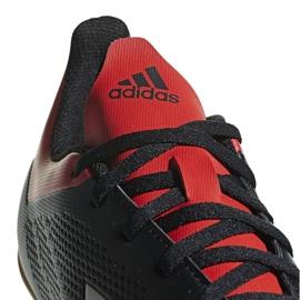 Indoor shoes adidas X 18.4 In M BB9405 black black 3