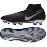 Football shoes Nike Phantom Vsn Elite Df Fg M AO3262-004 black black 2