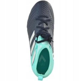 Adidas Ace 17.1 Fg Jr S77040 football shoes blue blue 1