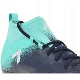 Adidas Ace 17.1 Fg Jr S77040 football shoes blue blue 2