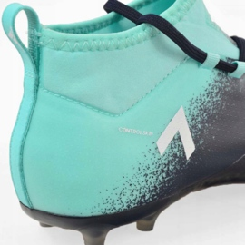 Adidas Ace 17.1 Fg Jr S77040 football shoes blue blue 3
