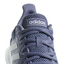 Running shoes adidas Runfalcon W F36217 blue 3
