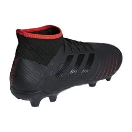 Football boots adidas Predator 19.2 Fg M D97939 black black 2