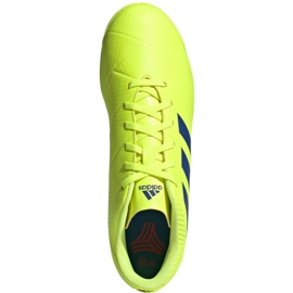 Indoor shoes adidas Nemeziz 18.4 In M BB9469 yellow yellow 1