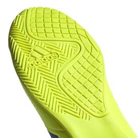 Indoor shoes adidas Nemeziz 18.4 In M BB9469 yellow yellow 5