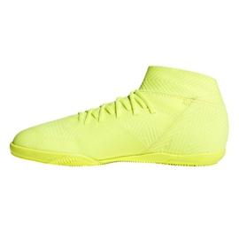 Indoor shoes adidas Nemeziz 18.3 In Jr CM8512 yellow yellow 1