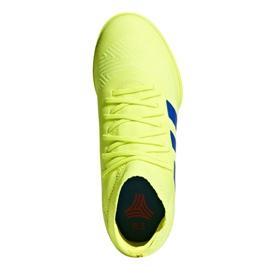 Indoor shoes adidas Nemeziz 18.3 In Jr CM8512 yellow yellow 2