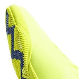 Indoor shoes adidas Nemeziz 18.3 In Jr CM8512 yellow yellow 3