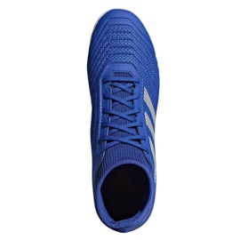 Indoor shoes adidas Predator 19.3 In M BB9080 multicolored blue 2