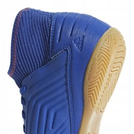 Indoor shoes adidas Predator 19.3 In Jr CM8543 blue multicolored 2