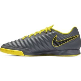 Indoor shoes Nike Tiempo Legend 7 Academy Ic M AH7244-070 grey of graphite 1