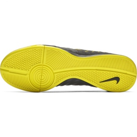 Indoor shoes Nike Tiempo Legend 7 Academy Ic M AH7244-070 grey of graphite 3