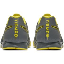 Indoor shoes Nike Tiempo Legend 7 Academy Ic M AH7244-070 grey of graphite 5