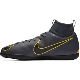 Indoor shoes Nike Mercurial Superfly X 6 Club Ic Jr AH7346-070 grey of graphite 1