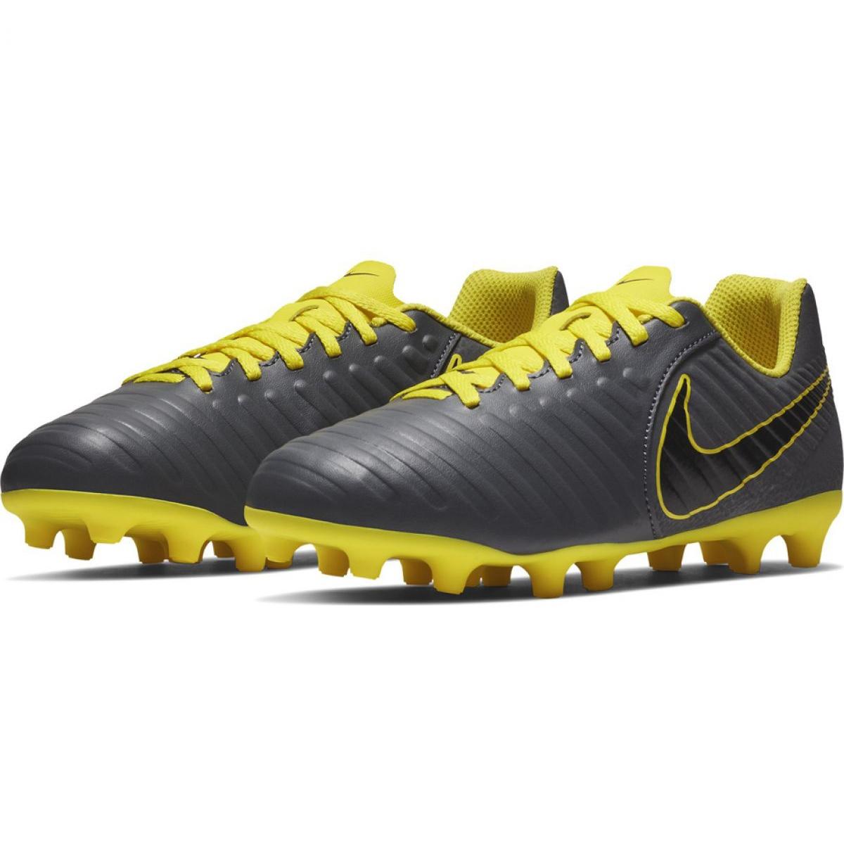 new arrivals 7c160 df837 Football shoes Nike Tiempo Legend 7 Club Mg Jr AO2300-070