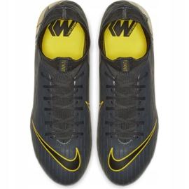 Football shoes Nike Mercurial Superfly 6 Pro Fg M AH7368-070 grey black 2
