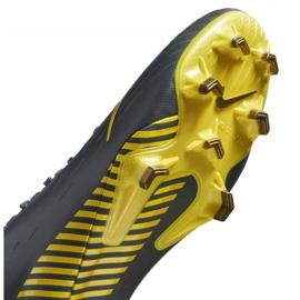 Football shoes Nike Mercurial Superfly 6 Pro Fg M AH7368-070 grey black 4