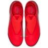 Nike React Phantom Vsn Pro Df Tf M AO3277-600 Football Boots red red 2