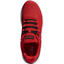 Running shoes adidas Galaxy 4 M F36160 red 1