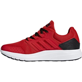 Running shoes adidas Galaxy 4 M F36160 red 2