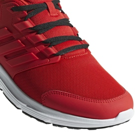 Running shoes adidas Galaxy 4 M F36160 red 3