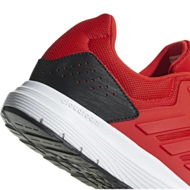 Running shoes adidas Galaxy 4 M F36160 red 4