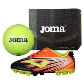 Football Boots Joma Super Copa Jr Fg SCJS.901.24 + Free Football multicolored multicolored 1