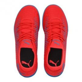 Football boots Puma Future 19.4 Tt Jr 105558 01 red red 1