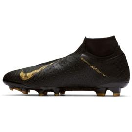 Football shoes Nike Phantom Vsn Elite Df Fg M AO3262-077 black black 1