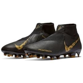Football shoes Nike Phantom Vsn Elite Df Fg M AO3262-077 black black 3