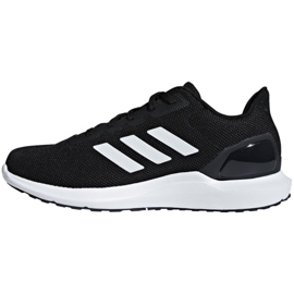 Running shoes adidas Cosmic 2 M F34877 black 1
