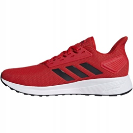 Running shoes adidas Duramo 9 M F34492 red 2