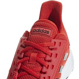 Running shoes adidas Duramo 9 M F34492 red 3