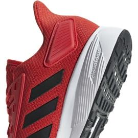 Running shoes adidas Duramo 9 M F34492 red 5