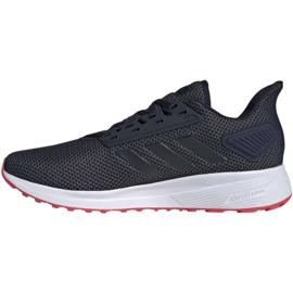 Running shoes adidas Duramo 9 M F34498 navy 2